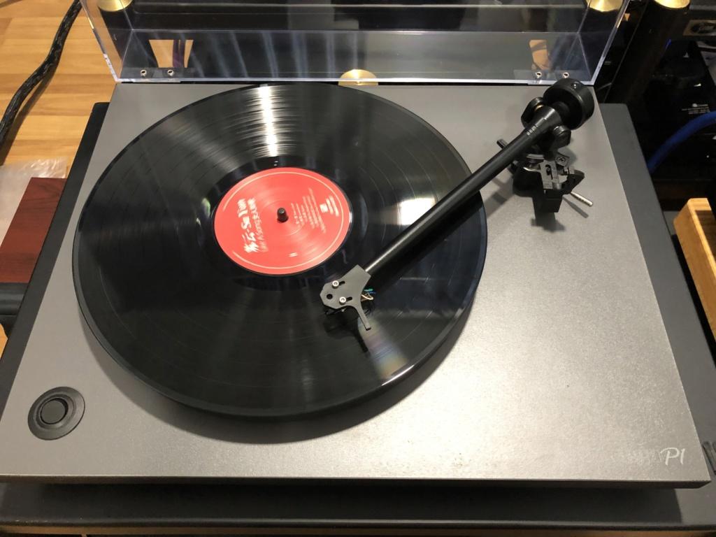 Rega P1 Turntable - sold Img_2819