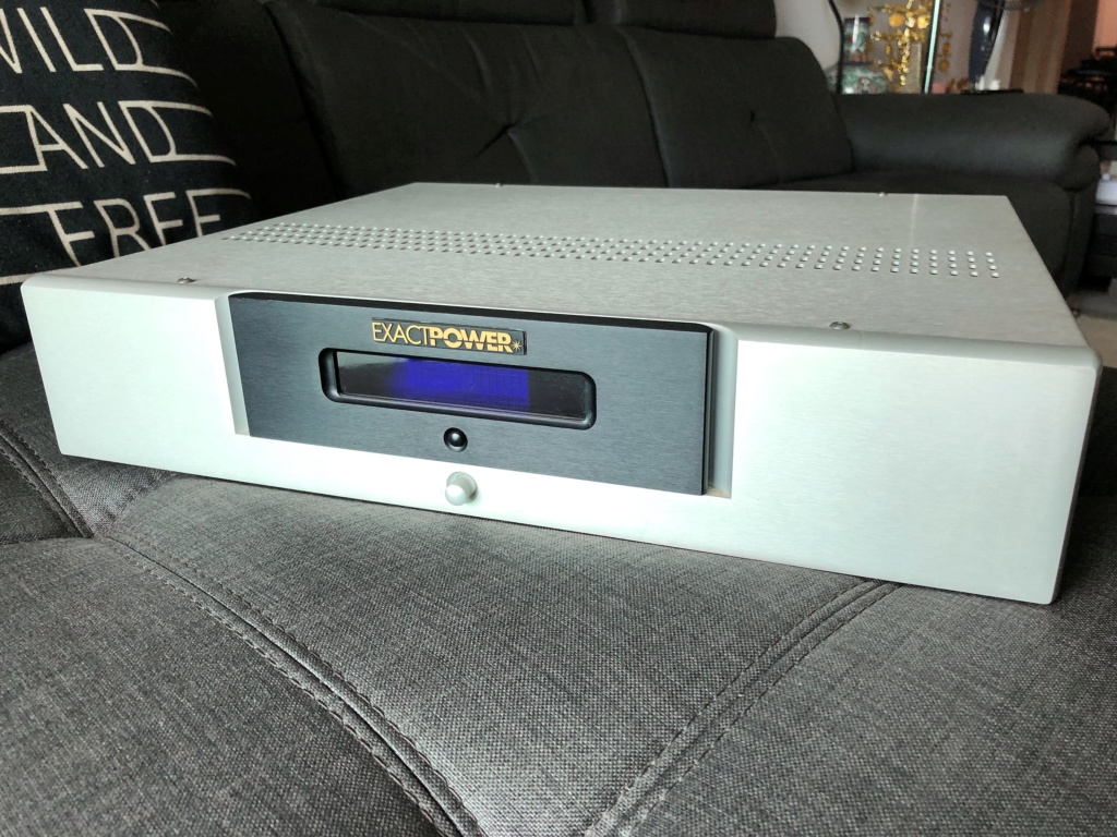 ExactPower EP15a AC Power Conditioner Img_2913