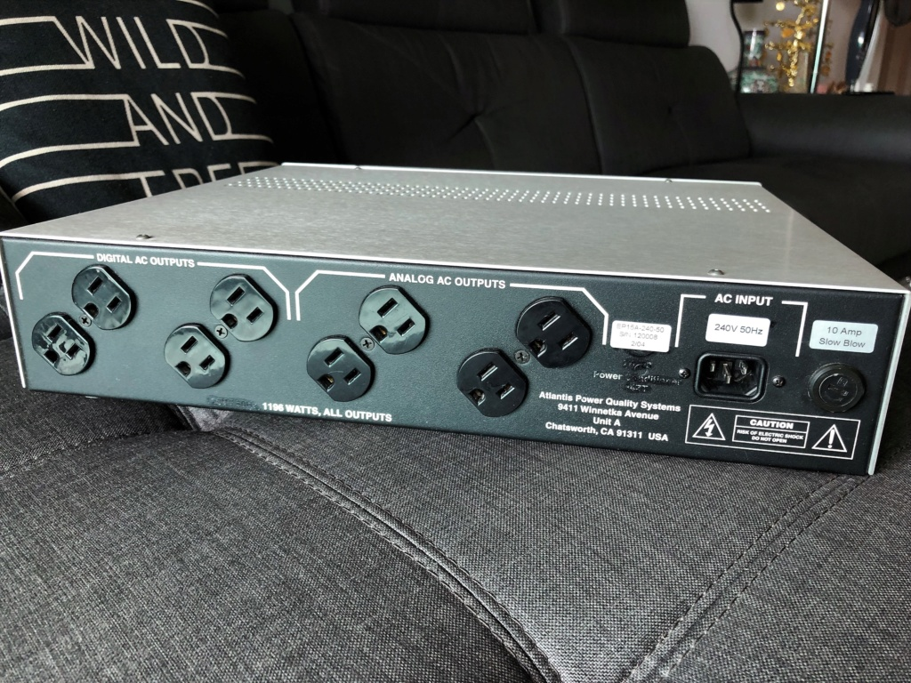 ExactPower EP15a AC Power Conditioner Img_2914