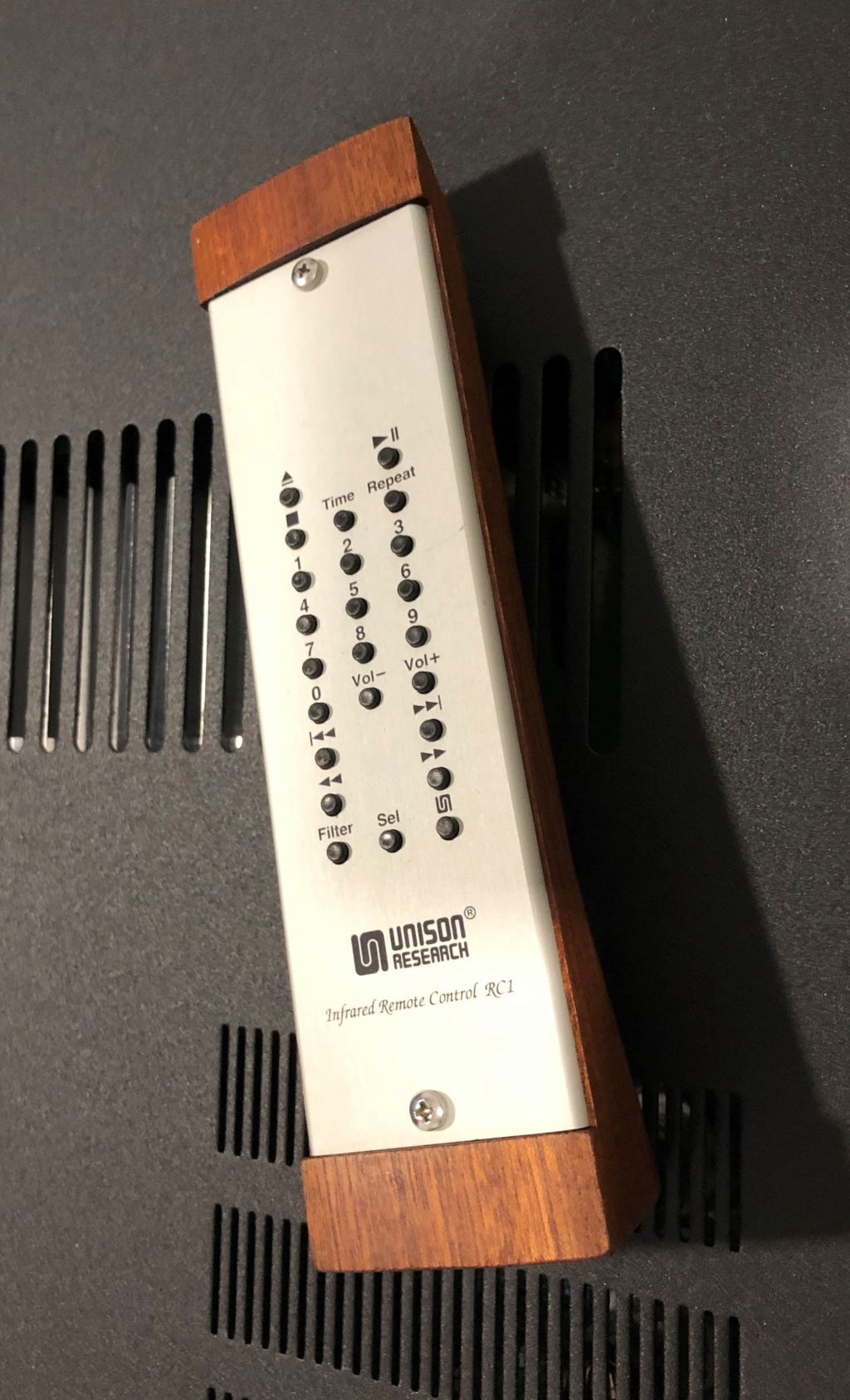 Unison Research Unico Integrated Amplifier Img_3811