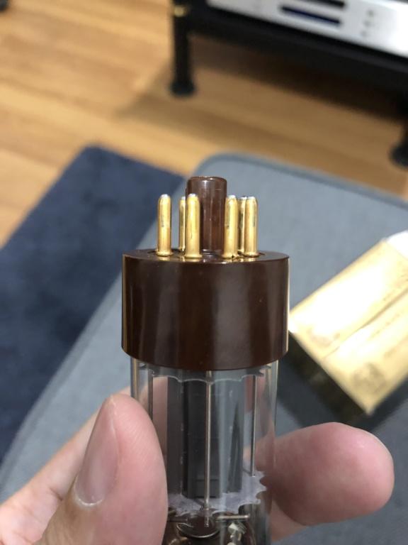 Electro Harmonix 6SN7 EH Gold pin (sold) Img_4014