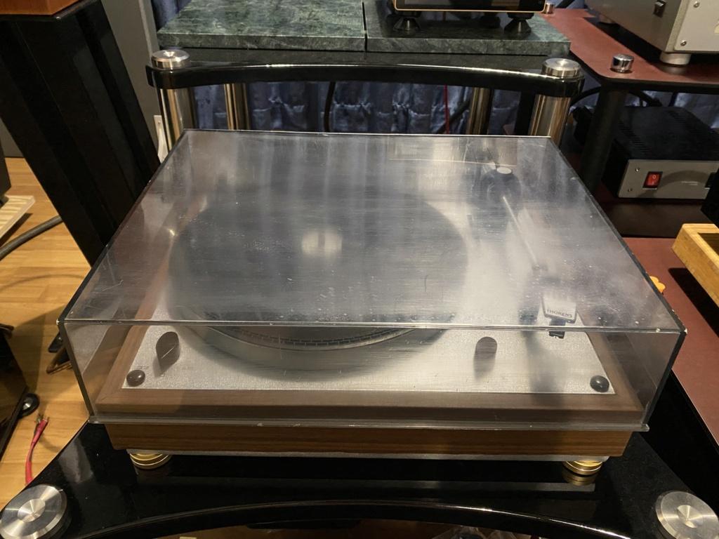 Thorens TD 165 Vintage Turntable Img_5515