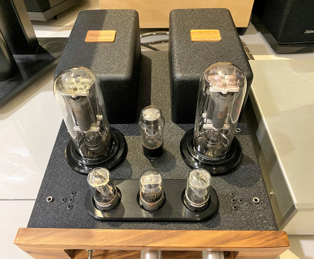 Yarland Audio Pro845 Integrated Amplifier (sold) Img_5520