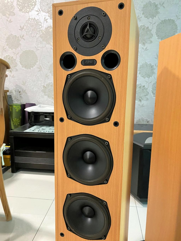 Acoustics Energy AE120 Floorstand Speaker - sold Img_5915