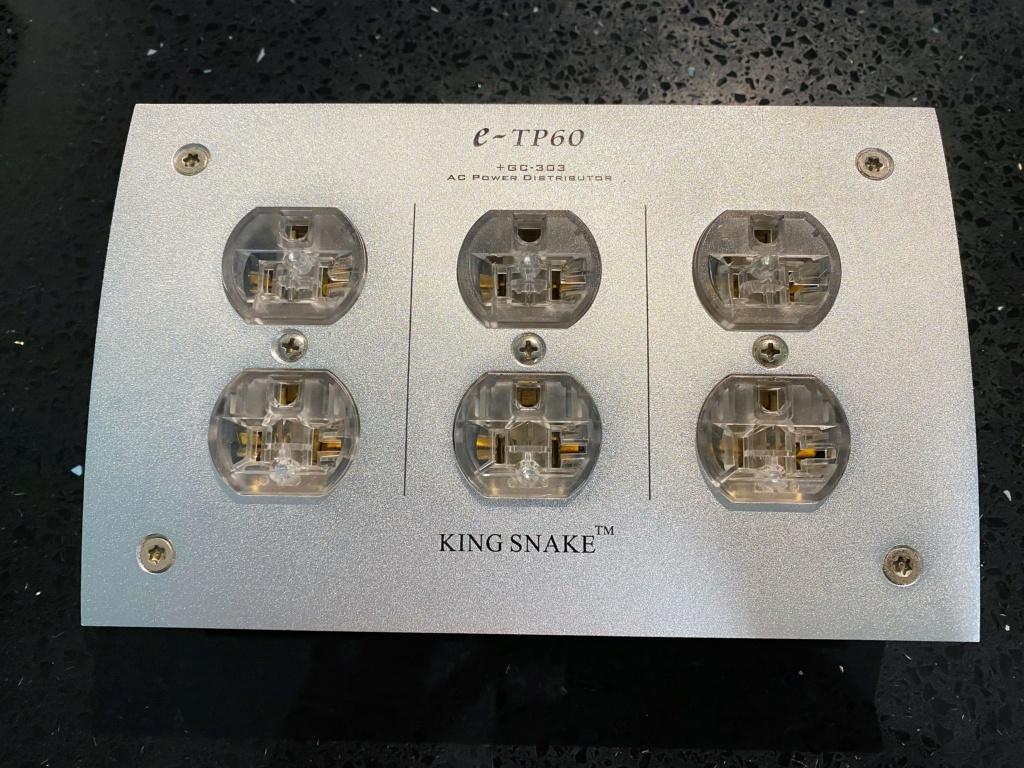 King Snake AC Power Distributor - e-TP60(sold) Img_6315