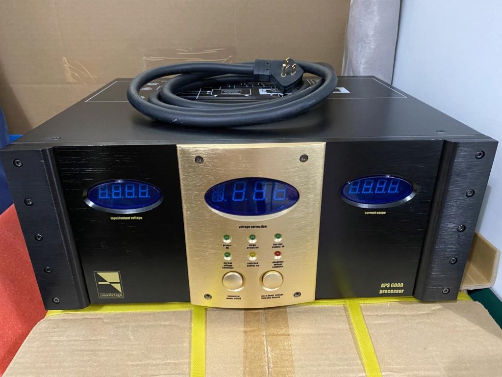 Soundstage APS 6000 Auto Voltage Regulator Img_6911