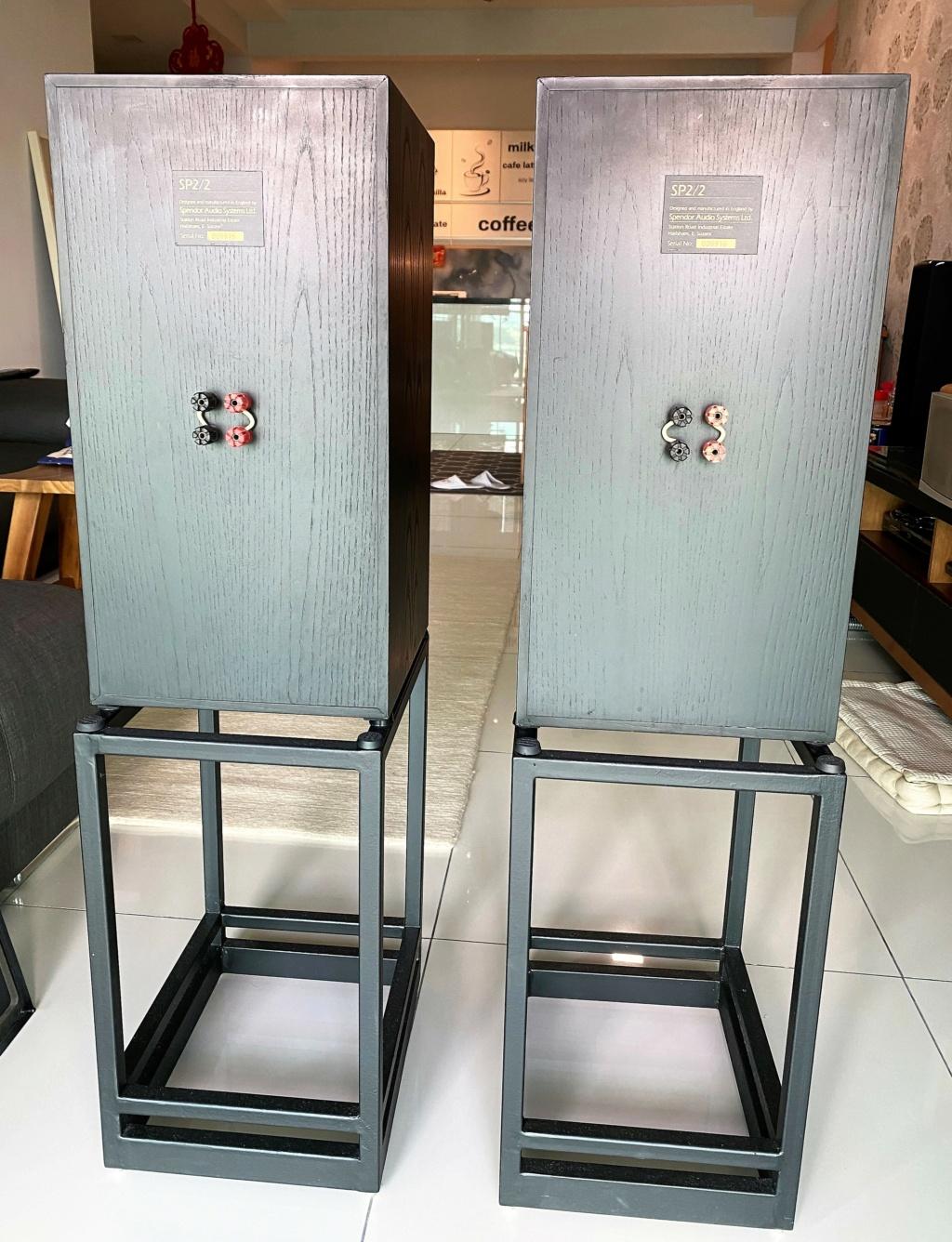 Spendor SP2/2 speaker (sold) Img_6913