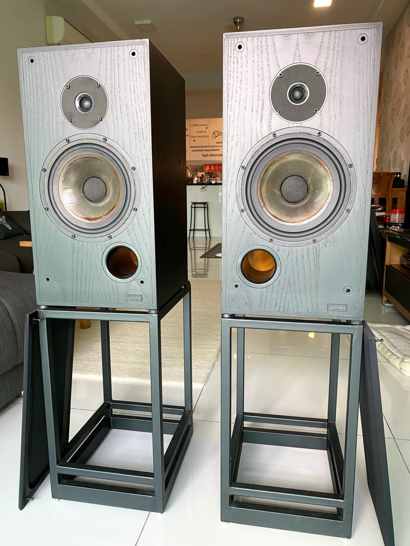 Spendor SP2/2 speaker (sold) Img_6914