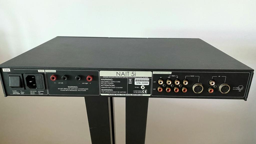 Naim Nait 5i Integrated Amplifier (sold) Img_7014