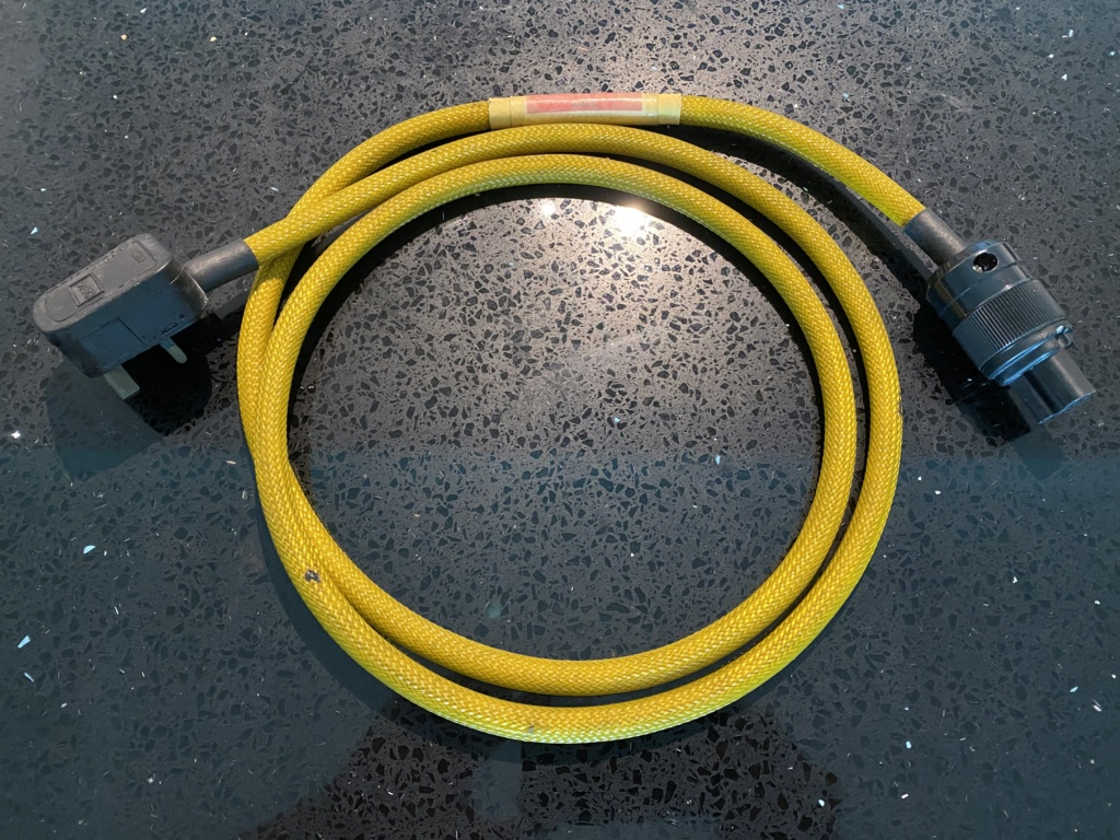 AFA Ares power cord (sold) Img_7212