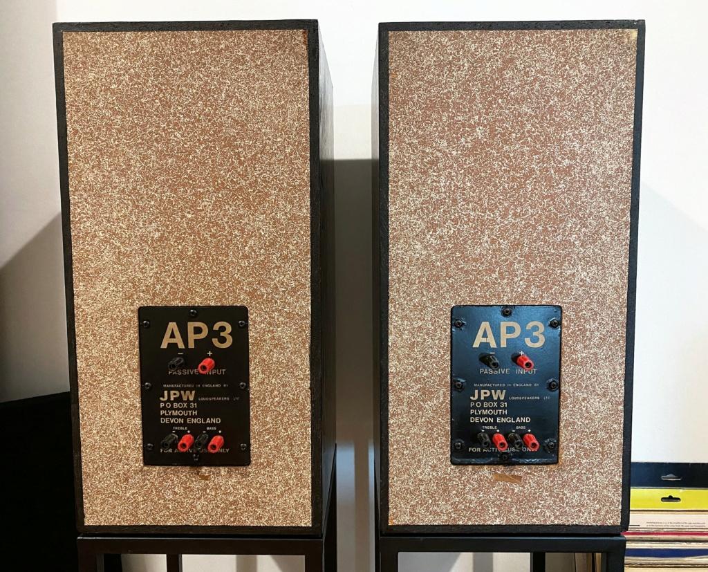 JPW AP3 Speaker (sold) Img_7413
