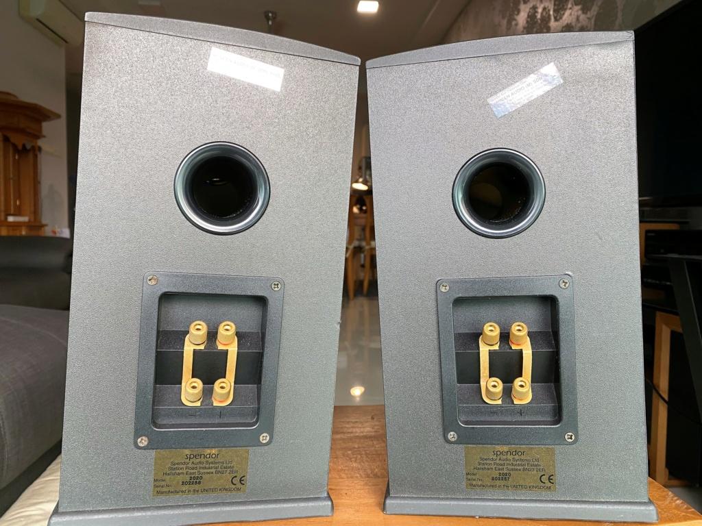 Spendor Model 2020 Bookshelf Speaker (sold) Img_8015