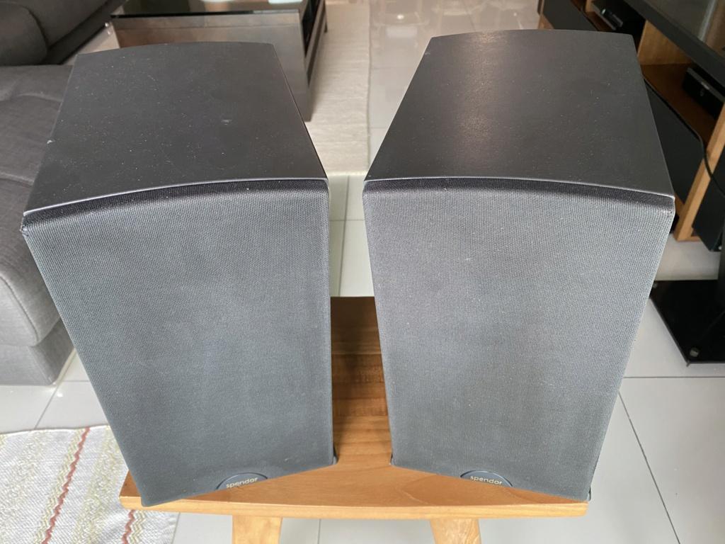 Spendor Model 2020 Bookshelf Speaker (sold) Img_8016