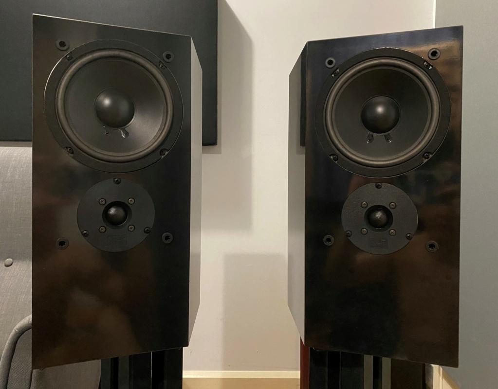 NHT 1.3A bookshelf speaker Img_8111