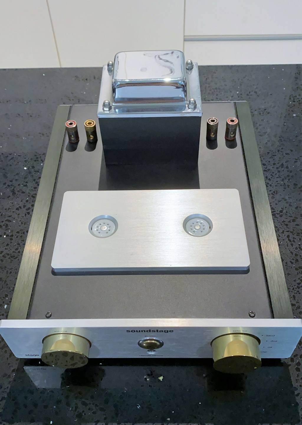 Soundstage Stage 1.5 Integrated Hybrid Amplifier- sold Mgwb1110