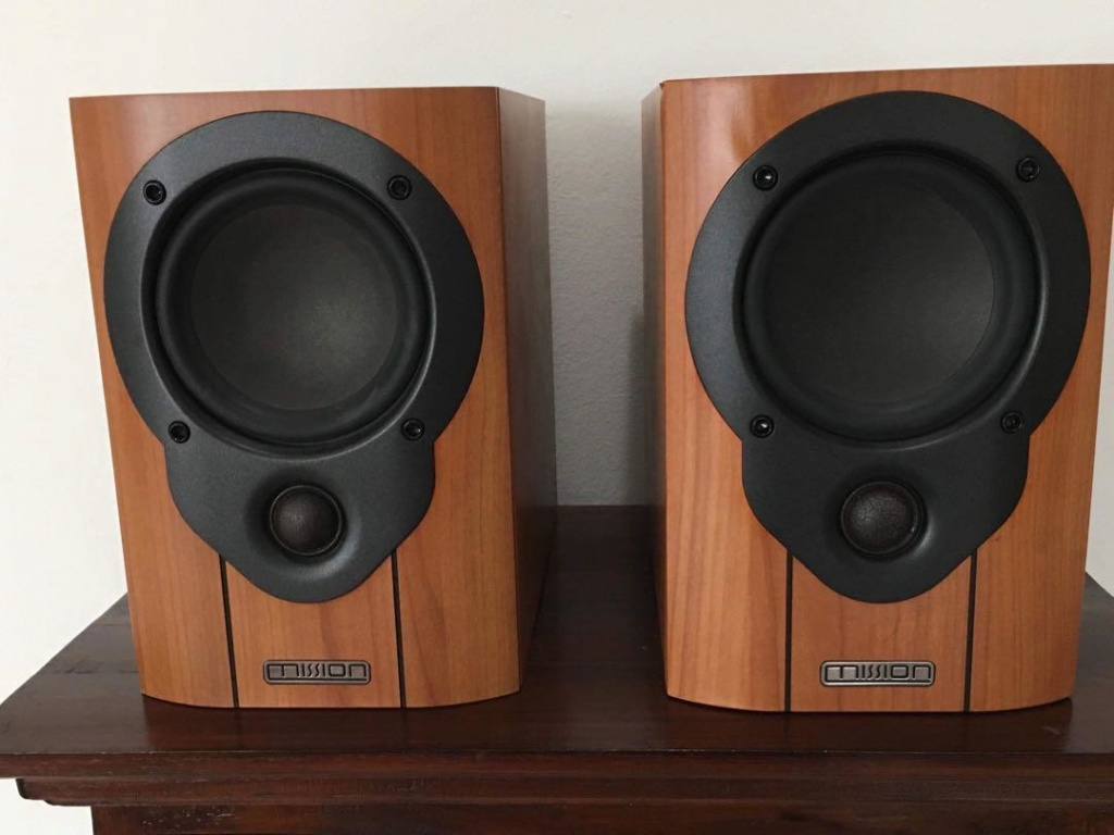Mission M31i Bookshelf speaker for sale - sold Missio10
