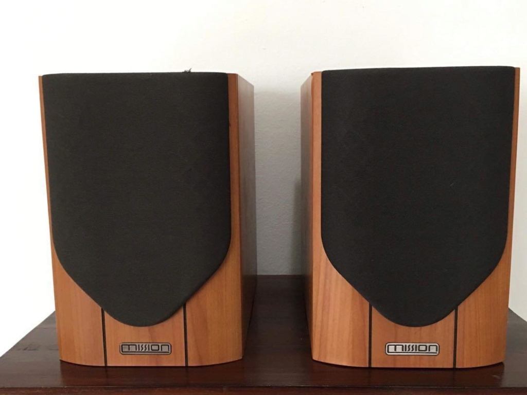 Mission M31i Bookshelf speaker for sale - sold Missio11