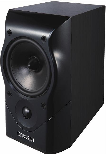 Mission MV-4 Bookshelf Speaker Mv4_210
