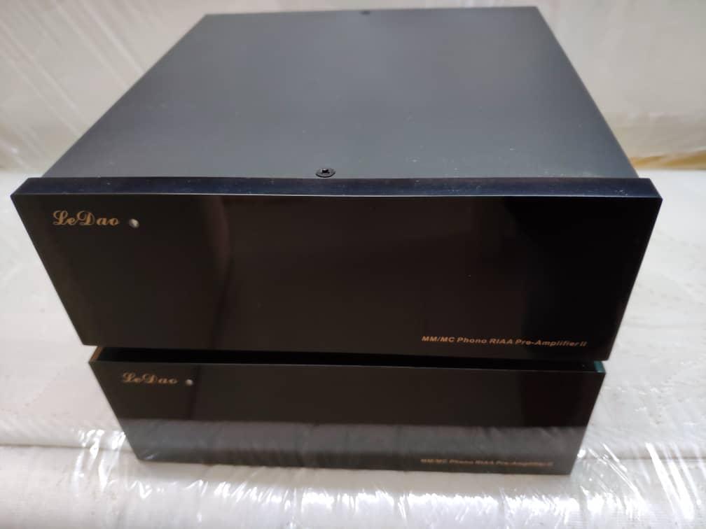 Le Dao phono pre-amplifier -sold Rhyp3610