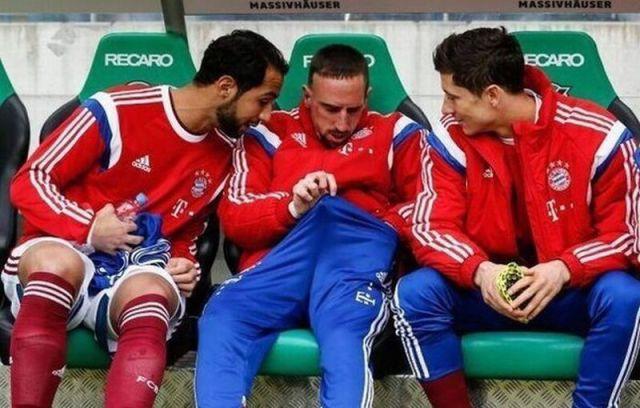 Le Classement Ribery10