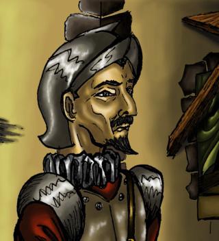[9 Septembre 1597] Aux abords du château Agent_10