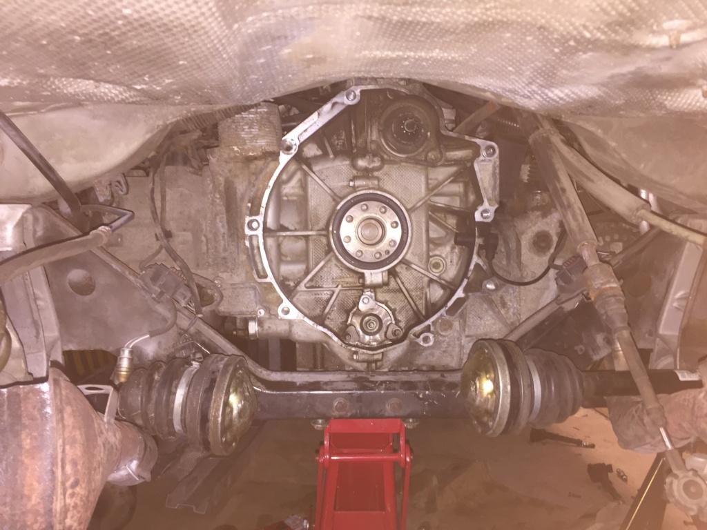 Casse moteur boxster 986 m96-22 43c33d10