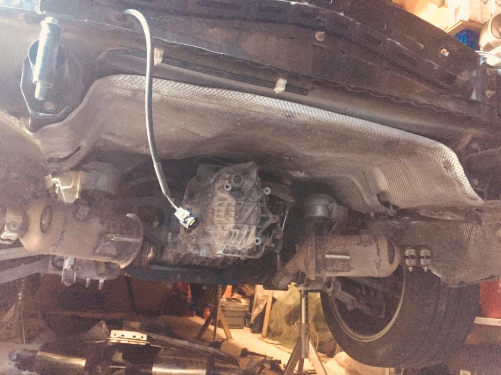 Casse moteur boxster 986 m96-22 Bbd00310