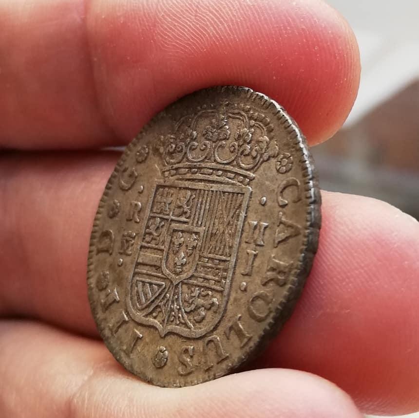 2 Reales Carlos III 1759 - Madrid - J 10005110