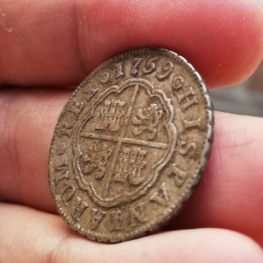 2 Reales Carlos III 1759 - Madrid - J 10006210