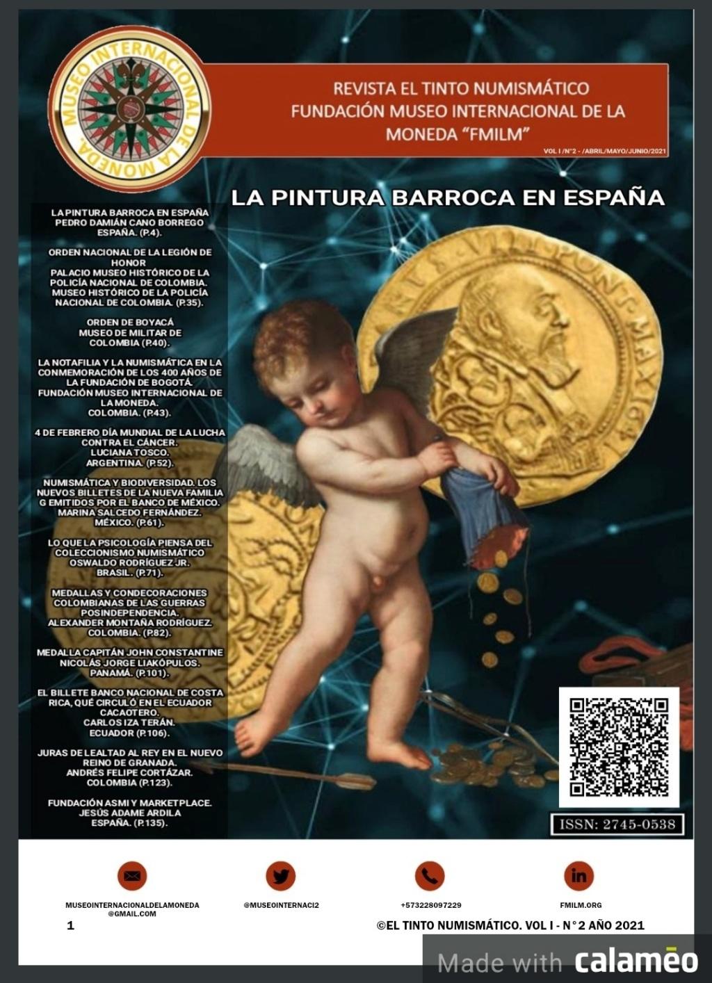 Revista EL TINTO NUMISMATICO - Revista del Museo Internacional de la Moneda 16185012