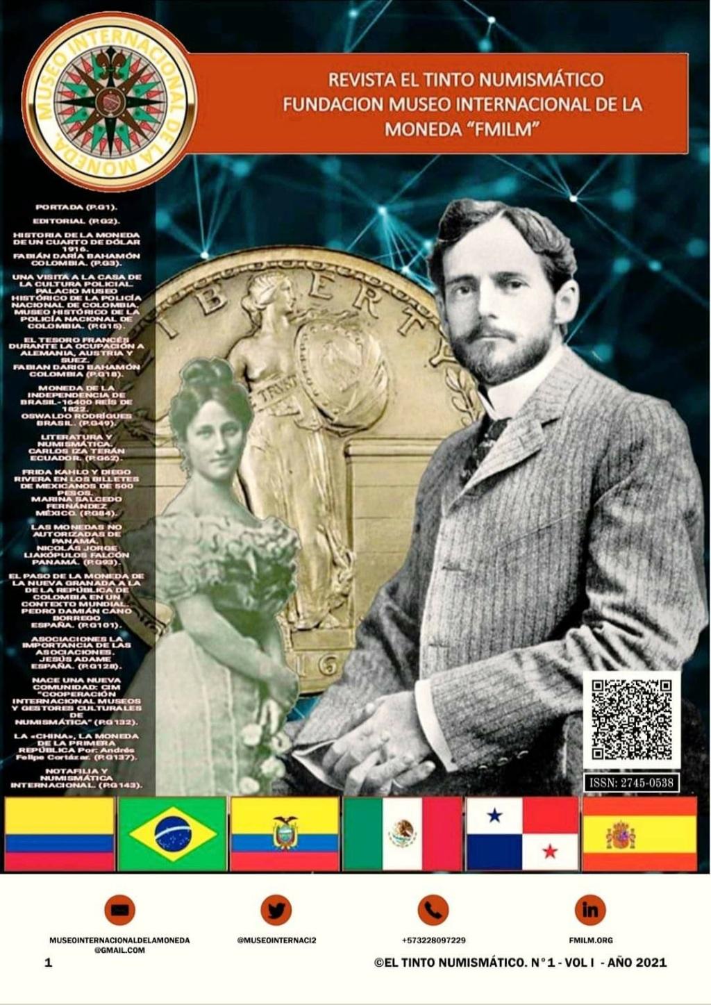 Revista EL TINTO NUMISMATICO - Revista del Museo Internacional de la Moneda 16185014