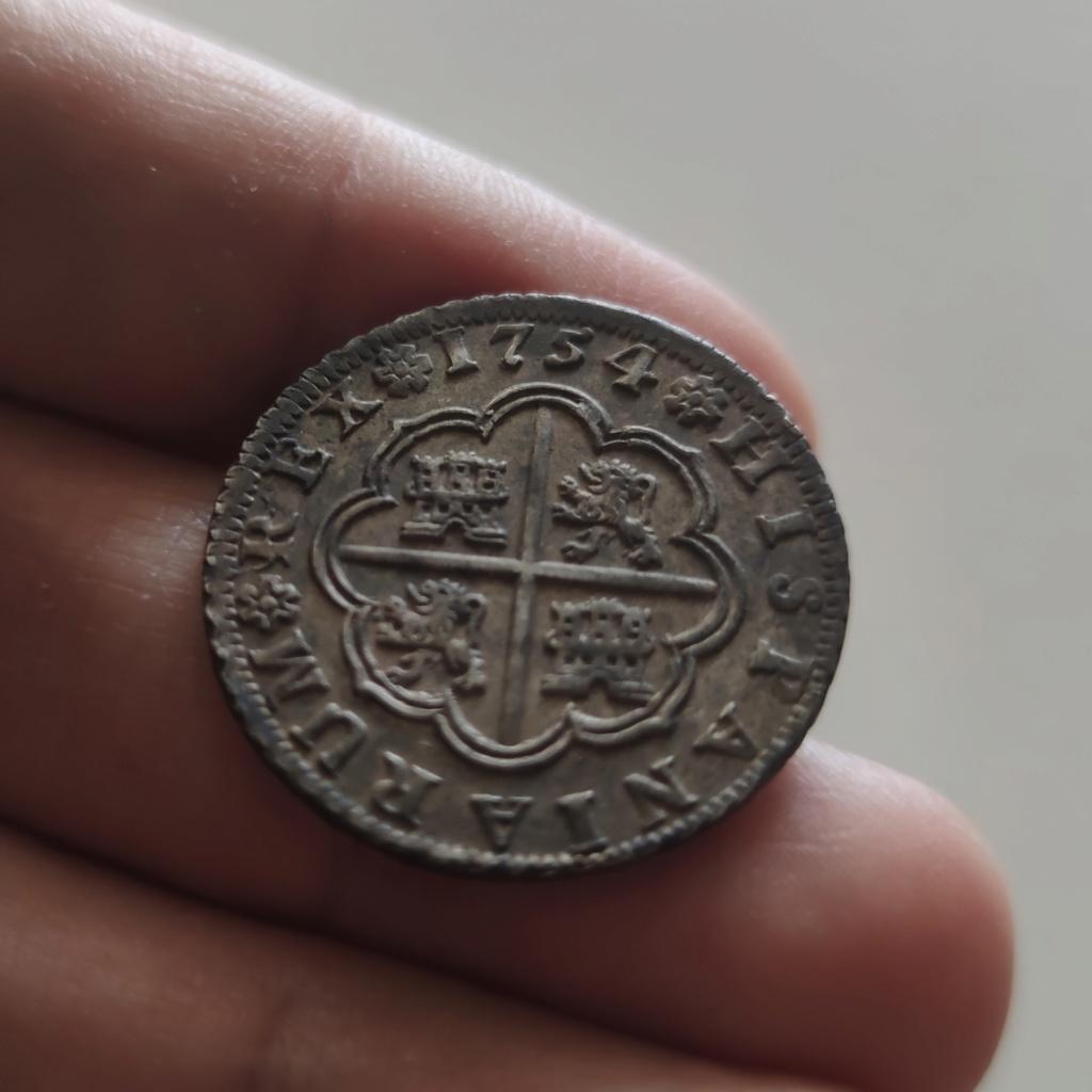 Para empezar el día - 2 Reales de Fernando VI 1754 Img_2067