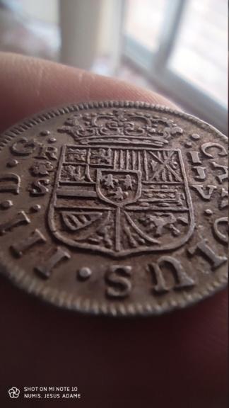2° - Real de Carlos III 1760 Sevilla  Img_2078
