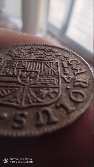 2° - Real de Carlos III 1760 Sevilla  Img_2079