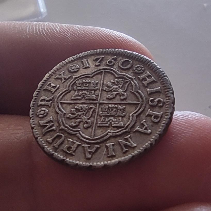 2° - Real de Carlos III 1760 Sevilla  Img_2081