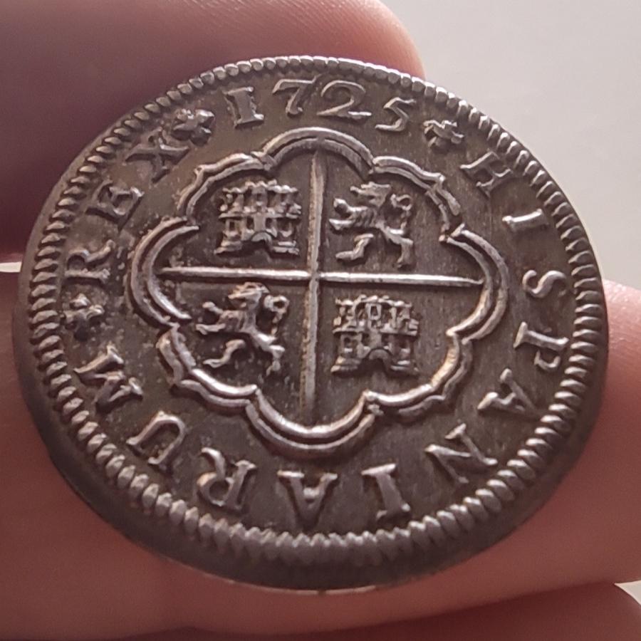Buenos días - 2 Reales de Felipe V 1725 Sevilla  Img_2092