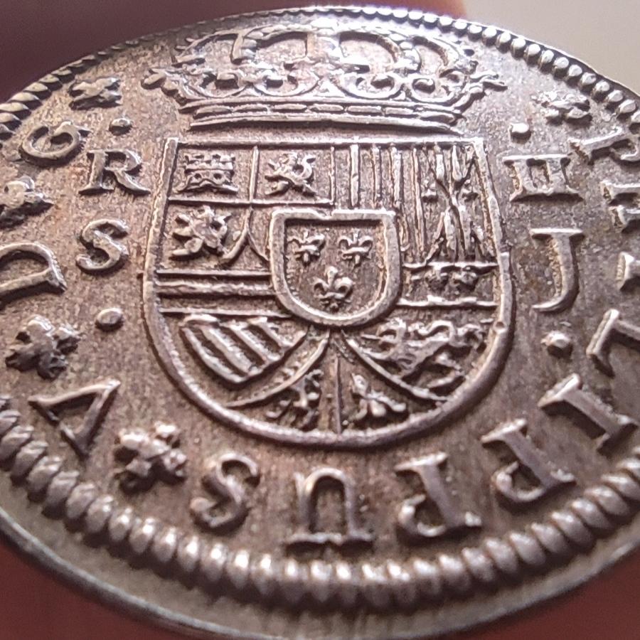 Buenos días - 2 Reales de Felipe V 1725 Sevilla  Img_2093