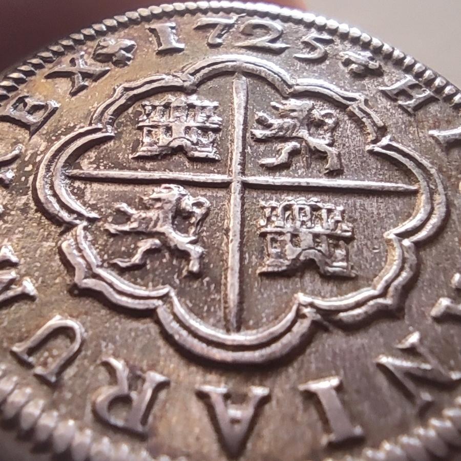 Buenos días - 2 Reales de Felipe V 1725 Sevilla  Img_2094