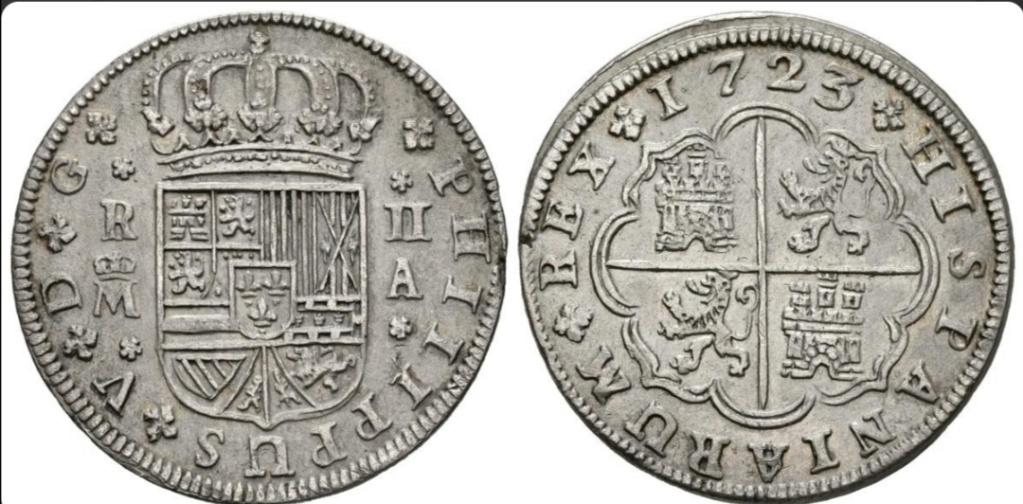2 reales de Felipe V - Segovia: VARIANTES - Página 2 Screen11