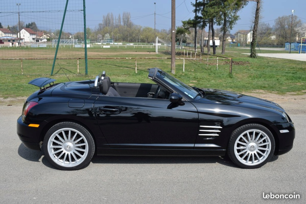 Guillaume crossfire roadster black line 2b0f7e10