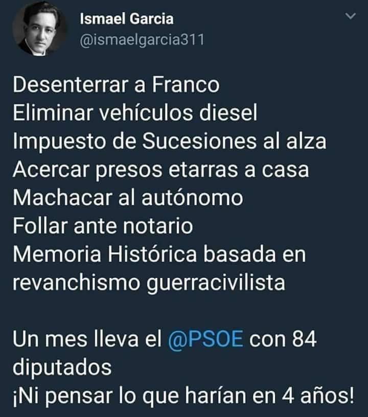 El PSOE de Pedro Sanchez 3asque10