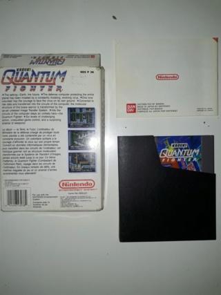 Estim jeux NES looses & boites 20180914