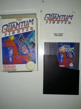 [VDS] Collection Nintendo MAJ 25/09 Jeux NES & Goodies 20180915