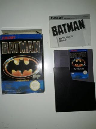 Estim jeux NES looses & boites 20180917