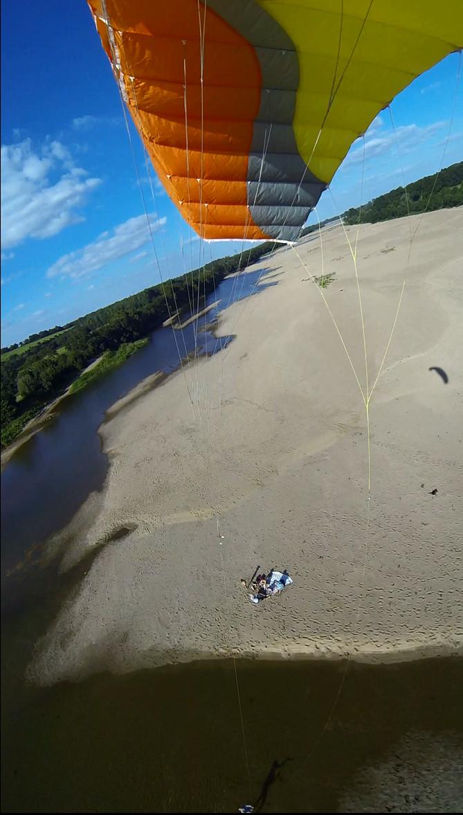 Kite sur la Loire 510