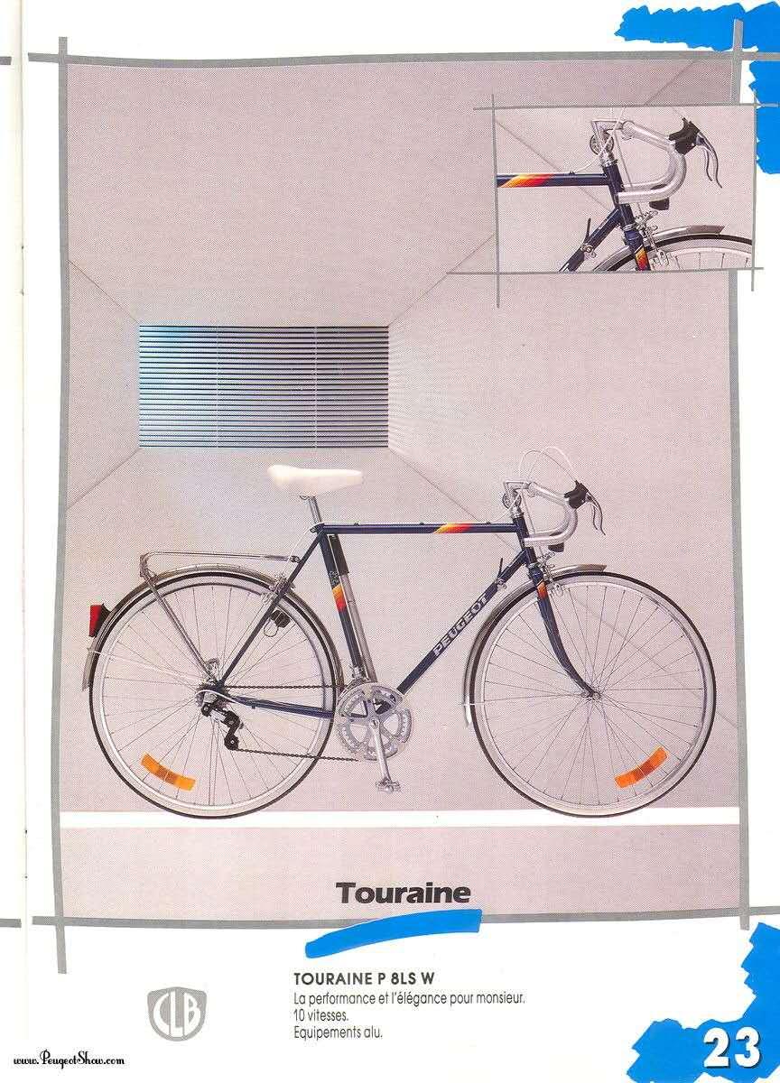 Peugeot Touraine P8LS W de 1988? A10