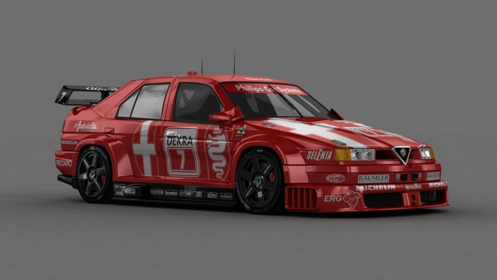 Classic DTM - Cars and Build Rules Alfa-r10