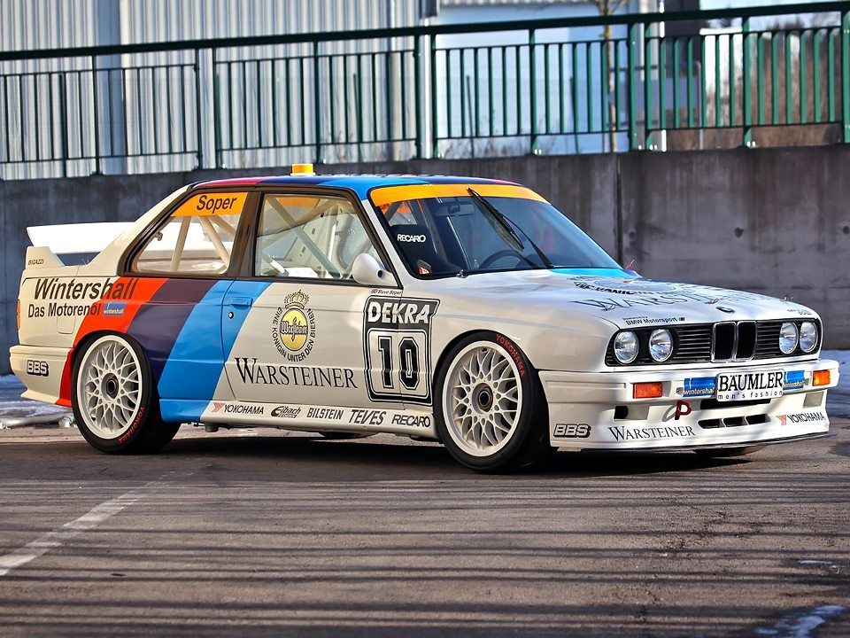 Classic DTM - Cars and Build Rules C70bf710