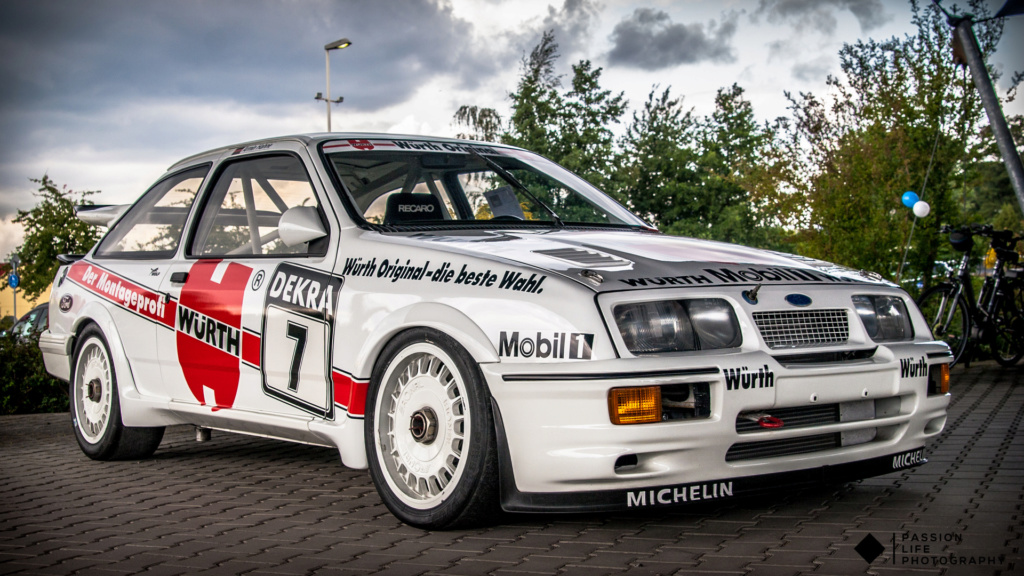 Classic DTM - Cars and Build Rules Ford-s10