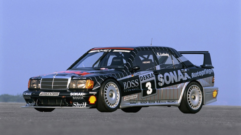 Classic DTM - Cars and Build Rules Merced10